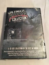 THE ULTIMATE HORROR DVD COLLECTION 10 DISC BOX SET