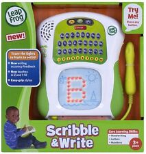 LeapFrog Kids Scribble and Write Educational Learning System Interactive Play