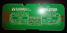 Sahara / Hacienda Casino - Las Vegas Gaming Guide