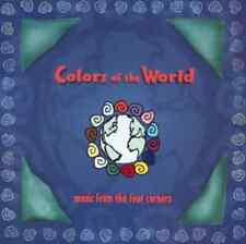 "New! ""COLORS OF THE WORLD"" Music From Four Corners (CD 1997) ***SEALED***"