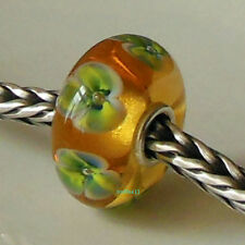 original Trollbeads*Glowing Pansy* ltd.