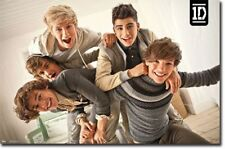 POP MUSIC POSTER One Direction 1D Close Up