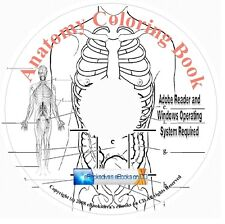The Anatomy Coloring Book CD-ROM
