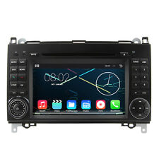 Android 5.1 Radio DVD GPS Sat Nav For Mercede Benz Sprinter A-W169 B-W245 Viano