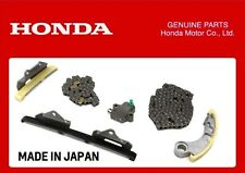 GENUINE HONDA TIMING CHAIN KIT (2 CHAINS) ACCORD CR-V CIVIC N22A1 N22A2  2.2CDTI
