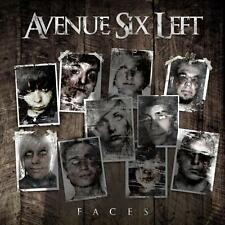 Avenue Six Left - Faces CD EMMURE LIFE RUINER BURY YOUR DEAD HEAVEN SHALL BURN