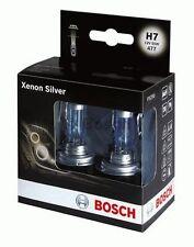 P 2 x BOSCH 1987301087  H7 12V/55W  Halogen Lampe  PX26d XENON OPTIK BLUE