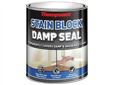 Stain Block Paint for Covering Damp and Mould Patches on Walls and Ceiling 250ml