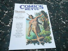 #276 COMICS REVUE vintage comic strip magazine (UNREAD - NO LABEL )