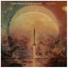Phoenix [Slipcase] by Everything in Slow Motion (CD, 2013, Facedown Records)