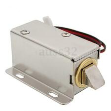 Stainless Electronic Door Lock Access Control for Cabinet Drawer Safety Box 12V