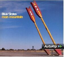 BLUE STATES - MAN MOUNTAIN  CD POP-ROCK INTERNAZIONALE