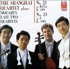 Mozart: String Quartet Nos. 22 & 23, New Music