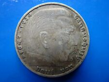 1935D Nazi Germany 5 Marks