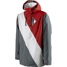 Special Blend Brigade Snowboard Jacket (L) Markup Red