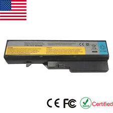 6 Cell Battery for Lenovo IdeaPad G460 G470 G560 G570 V470 V570 Z470 L09S6Y02 US