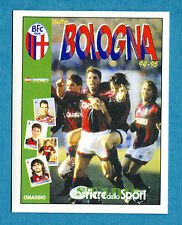 BOLOGNA 96-97 -Ediland- Figurina-Sticker n. 43 - ALBUM TUTTO BOLOGNA 94-95 -New