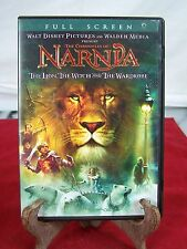 The Chronicles of Narnia: The Lion, The Witch, and the Wardrobe (DVD, 2006)