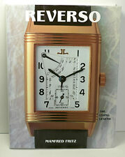 A book about REVERSO THE LIVING LEGEND by Manfred Fritz.  Over 340 pages.