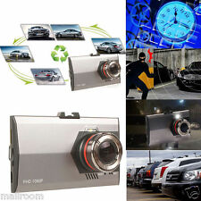 "3.0 ""LCD Night Vision Auto Camera DVR Ultra 1080P HD video recorder G-sensor DE"