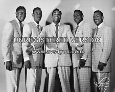 """The Drifters 10"""" x 8"""" Photograph no 6"""