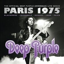Live in Paris 1975 [Digipak] by Deep Purple (CD, 2012, 2 Discs, Earmusic)