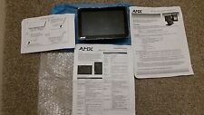 AMX MXD-700-L 7 INCH MODERO X WALL-MOUNT TOUCH SCREEN CONTROL PANEL PORTRAIT Cod