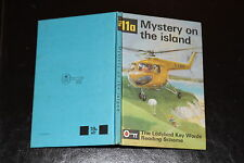 Ladybird Key Words  Reading Scheme Peter & Jane 11a Mystery on the Island 18p