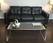 """Acrylic Coffee Table Lucite 50"""" long x 20 x 18 high x 3/4 thick"""