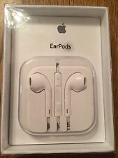 Apple EarPods with Remote and Mic Genuine Authentic OEM iPhone 5 5s 5c Earphones