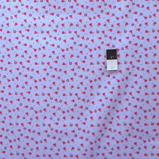 Nel Whatmore PWNW041 Secret Garden Pansy Pebble Fabric By Yard