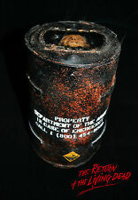 ROTLD Tarman Zombie Trioxin Barrel Prop Replica - Incense Burner - Halloween