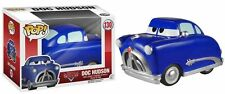 CARS DOC FUNKO POP #130 Box NOT in mint Condition Bend Dent