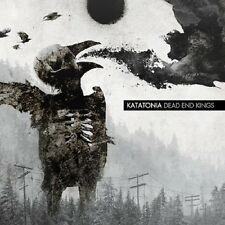 KATATONIA Dead End Kings - 2LP / Black Vinyl - OVP / Factory Sealed