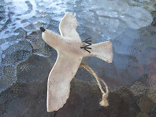 Christmas Unique Holiday Ornaments Birds Doves Dove White Seagull