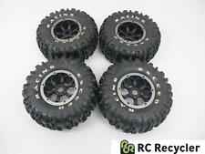 Exceed RC Mad Torque 2.8 Beadlock Wheels Tires Foams Super Class Rock Crawler