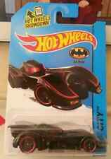 2014 Hot Wheels Batmobile 1989 RARE VHTF Batman DC Comics Tim Burton