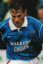 Football Photo TOMMY WRIGHT Leicester City 1991-92