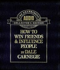 How to Win Friends & Influence People (8PK) Carnegie, Dale Audio Cassette