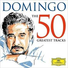 Domingo,Placido - Domingo - The 50 Greatest Tracks - CD NEU