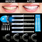 HOME TEETH WHITENING KIT TOOTH WHITENER BLEACHING LASER STRONG DENTAL GEL WHITE