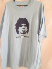 Argentina Maradona 1986 Football T Shirt Size Large /11049