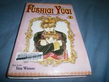 FUSHIGI YUGI THE MYSTERIOUS PLAY VOLUME #1 MANGA BOOK MADMAN YUU WATASE -$2 POST