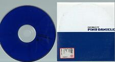 PINO DANIELE CD single 1 traccia PROMO 1997  CHE MALE C'E'