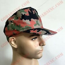 WW2 German Elite / WH M45 Leibermuster Camo Field Cap 58