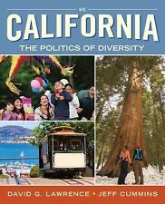 NEW California: The Politics of Diversity by David G. Lawrence Paperback Book (E