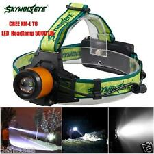 5000LM CREE XM-L T6 LED Headlamp Torch Flashlight 3 Mode Head Light Lamp 18650