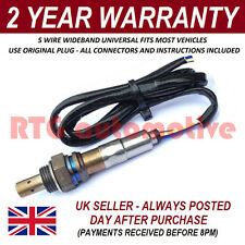 FOR FORD UNIVERSAL 5 WIRE WIDEBAND WIDE BAND OXYGEN LAMBDA SENSOR FRONT