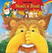 Guess Who Noah's Boat by Matt Mitter (2014, Hardcover)