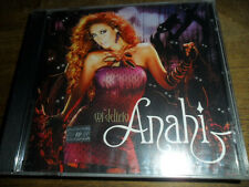 ANAHI Mi Delirio CD new & Sealed ex REBELDE RBD Mexican edition sexy cover